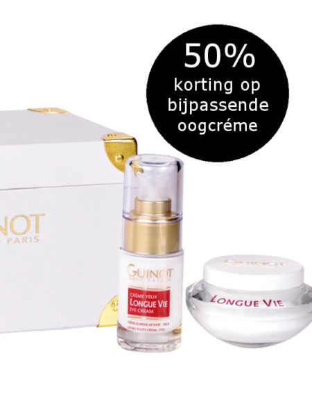 Longue Vie Cellulaire + Longue Vie Yeux met 50% korting in giftbox!