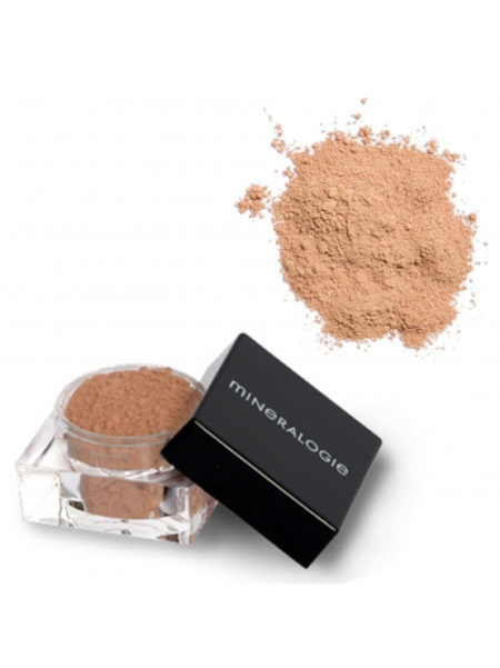 Mineralogie Loose Foundation - Honey Bronze